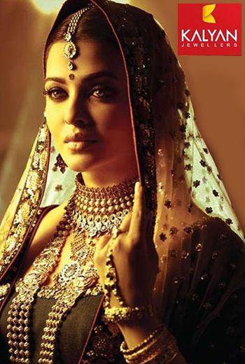 Aishwarya's new Kalyan Jewelers print ad!