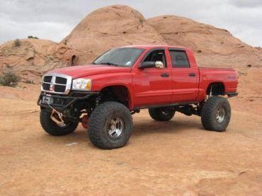 2006 Dodge Dakota crewcab 1 ton, dana 60's, crawler, Offroad, KM2 BFG,s, Beadloc, US $28,000.00, image 1