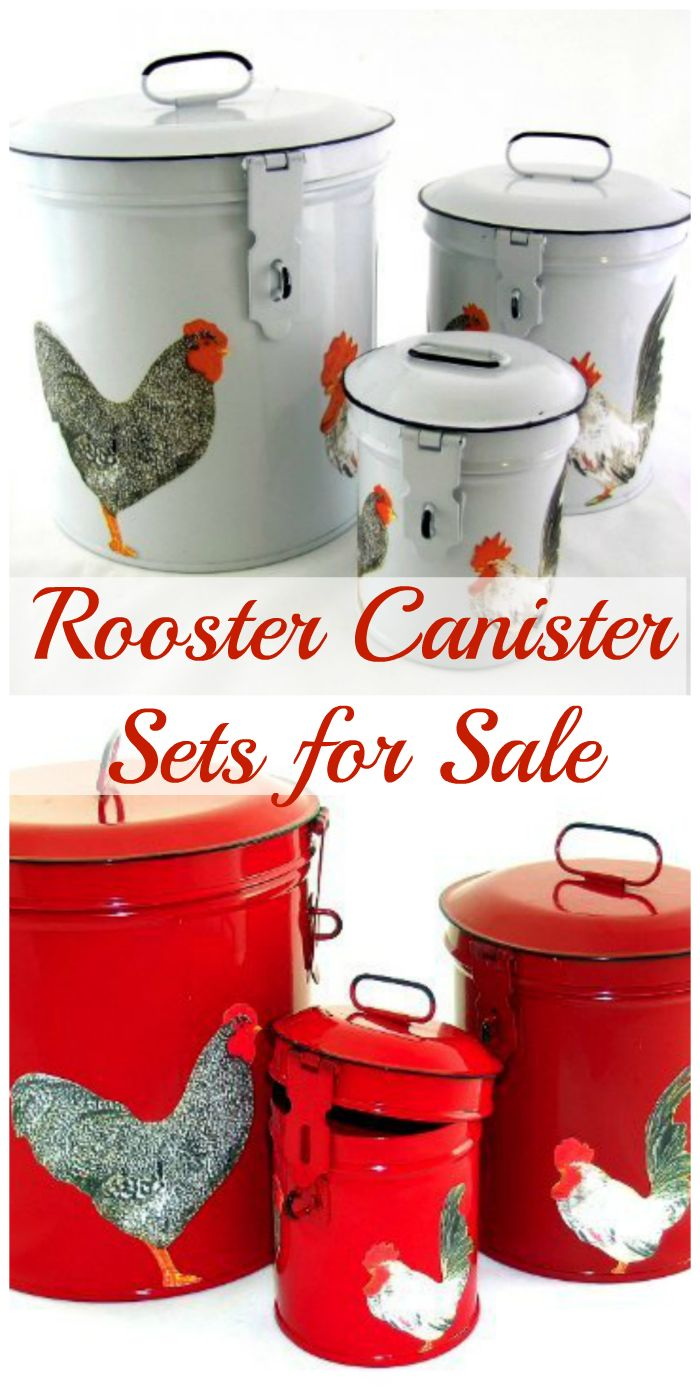 For Kitchen 17 Best Ideas About Canisters For Kitchen On Pinterest Flour