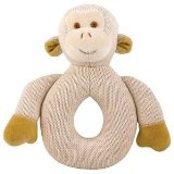 Miyim Knitted Monkey Teether