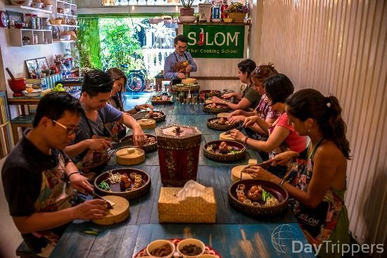 bangkok silom cooking - Google 検索