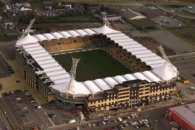 Parkstad Limburg Stadium - Roda JC Kerkrade, Holland