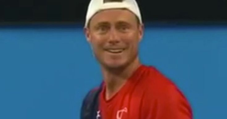 Tennis star Lleyton Hewitt stunned by incredible sportsmanship from American…