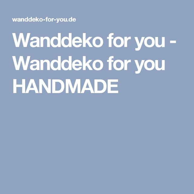 17 best ideas about wanddeko for you on pinterest - Wanddeko for you ...