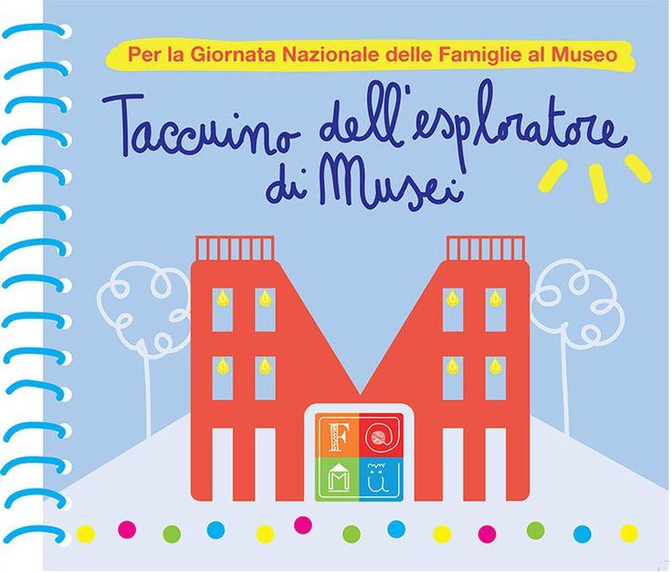 Questa storia inizia due anni fa quando Martina di Artkids mi racconta della F@Mu: la Giornata Nazionale delle Famiglie a Museo. F@Mu sipropone di avvicinare i bambini ai musei creandoun nuovo mo…