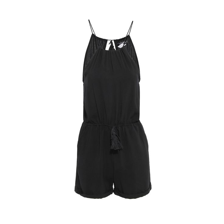 Plus Size Playsuit Sleeveless Backless Jumpsuit