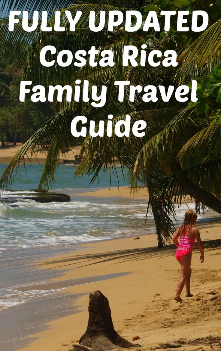 Blessed with amazing beaches, pristine wilderness, unique wildlife and a warm, friendly culture, Costa Rica has quickly become a leading family travel destination.  After spending the summer traveling around Costa Rica with my young family, I've put together this detailed Costa Rica Family Travel Guide, enjoy!