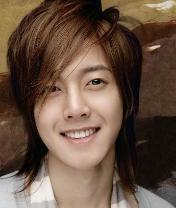 Trend Brown Medium Bangs Hairstyles for Women from Kim Hyun Joong
