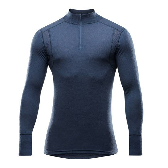Hiking man half zip neck - Night - Devold of Norway