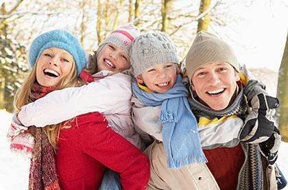 For Ski Trip- Where to Find Affordable Winter Clothes for Kids