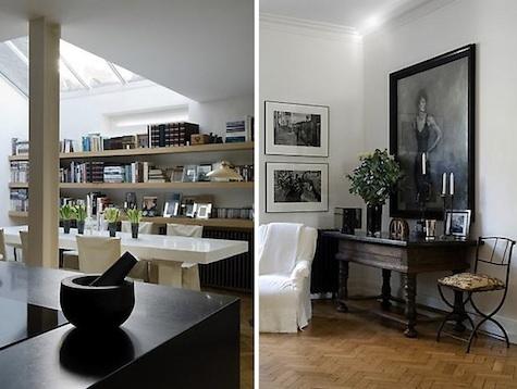Shelves for kitchen