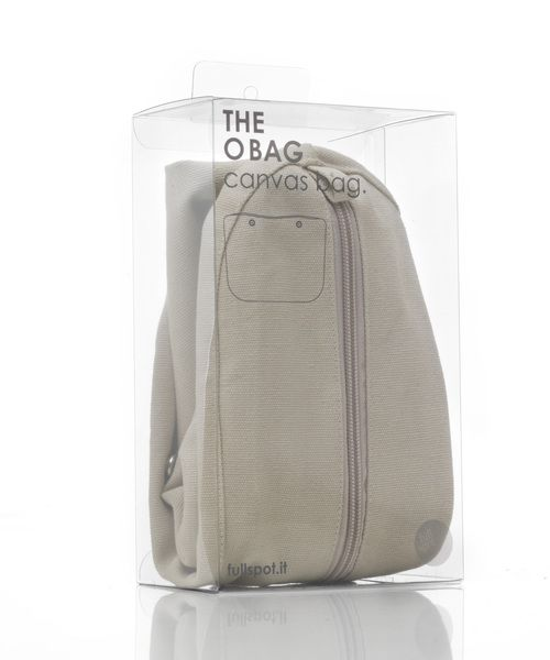 Canvas Insert for O-Bag   Krinkle