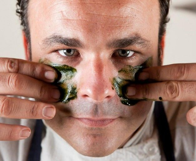 Spanish chef Ángel León is passionate about seafood