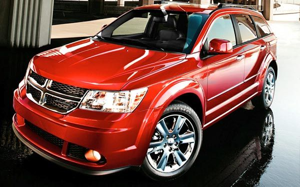 Dodge Journey 2014, Best New Family SUV For Under $20,000 — REVIEW.