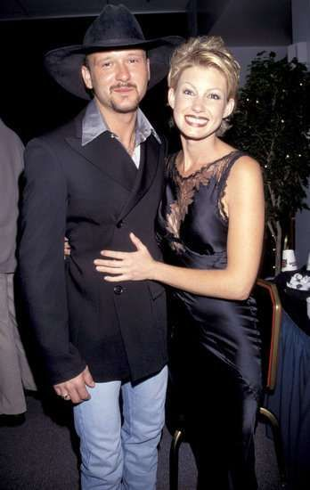 Tim McGraw and Faith Hill's Sexy Fairy Tale