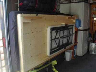 Cargo trailer conversion must try 43