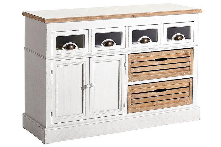 best 25 sideboard landhausstil ideas on pinterest. Black Bedroom Furniture Sets. Home Design Ideas