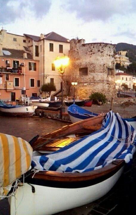 Laigueglia, Riviera, Italy