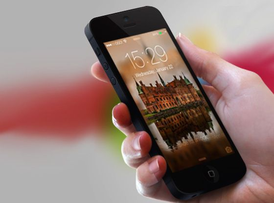 Turn any Instagram photos into your own iphone wallpapers with parallax effects with the Wallgram app