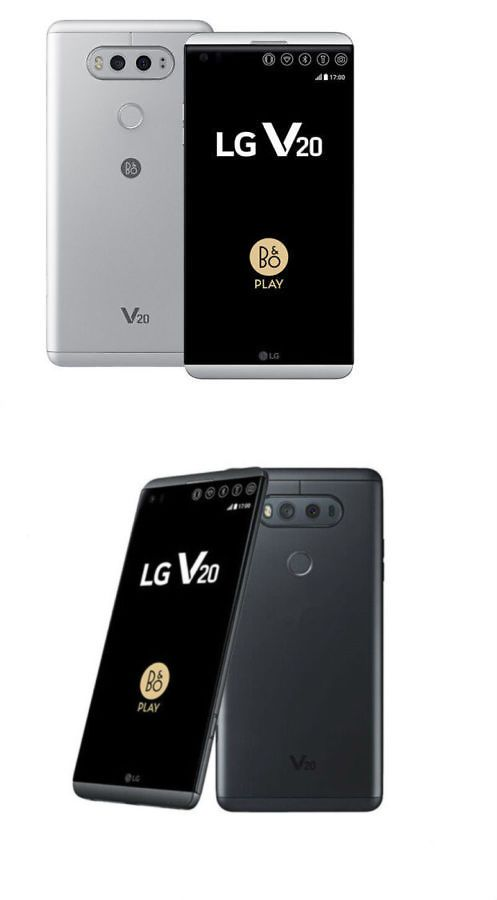 Cell Phones and Smartphones 9355: Lg V20 H918 64Gb Factory