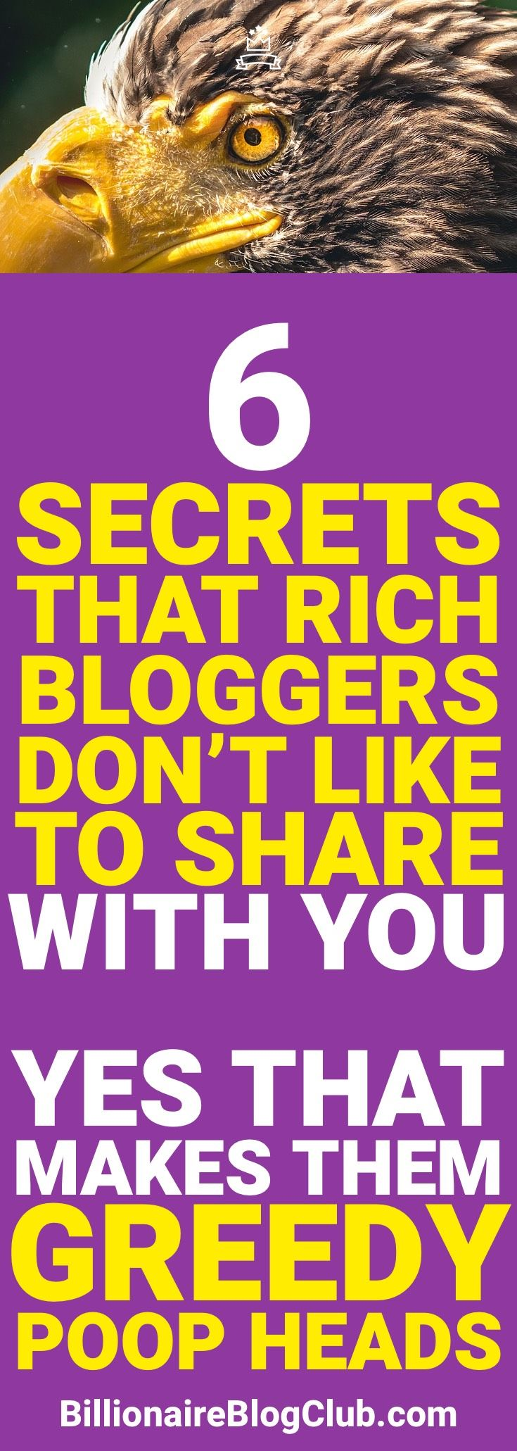 Want to learn the secrets of making money with a blog? Well, here are some that the rich bloggers try to hide.