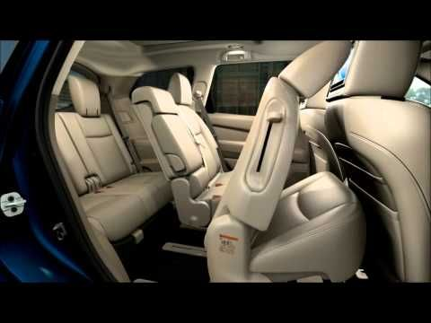 Nissan Pathfinder 2013 - Interior                                  7 SEATERS