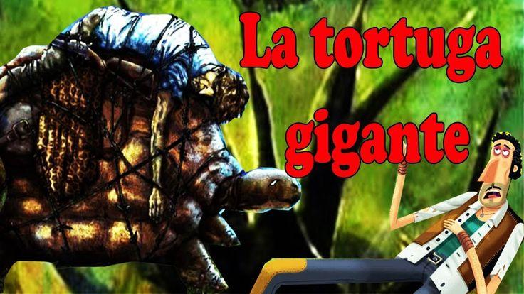 """La tortuga gigante"" Horacio Quiroga"