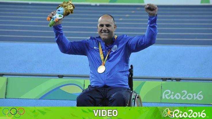 Ρίο 2016: «Χρυσός» και ο Φερνάντες στη σφαιροβολία