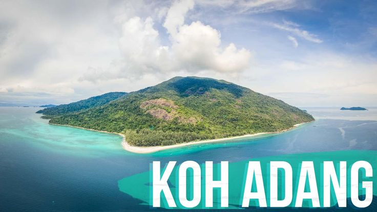 Koh Adang Ultimate Thailand Guide. Koh Adang is located in Tarutao National Marine Park near the island Koh Lipe. Hike up Koh Adang for some epic island views.