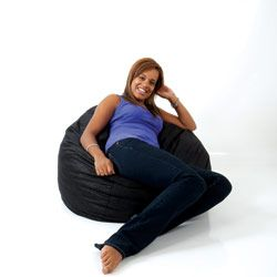 rucomfy Foam Filled Single Bean Bag Worn Leather Look New to rucomfy,Worn Leather Look Foam Filled Bean Bags, the new alternative to bean Bags. Filled with Crumbed Memory Foam, they are amazingly comfortable! With the added extra of having a removab http://www.comparestoreprices.co.uk/beanbags/rucomfy-foam-filled-single-bean-bag-worn-leather-look.asp