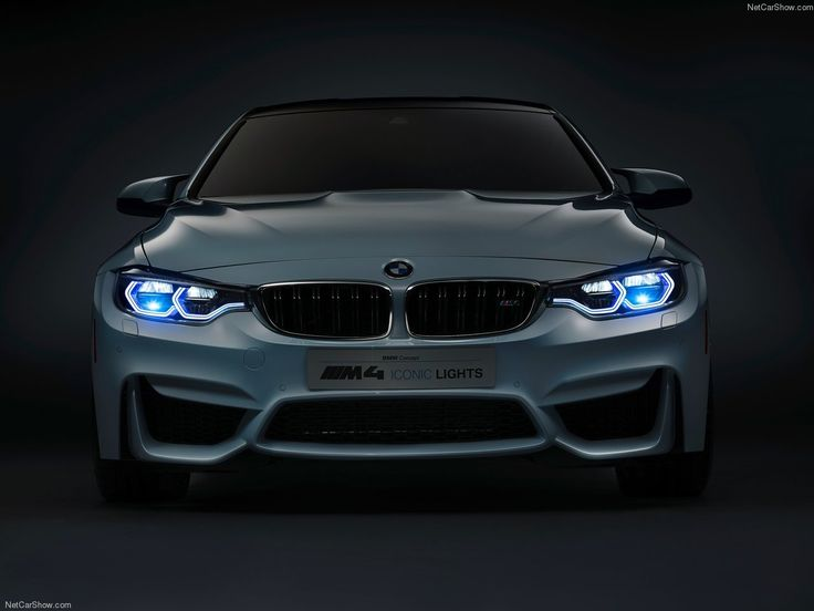 BMW M///4 Iconic Lights CONCEPT                        2015