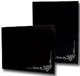 4x6 Cardboard Photo Folders - Sparkle and Shine Photo Folders For 4x6 (25 Pack)