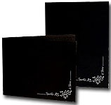 4x6 Cardboard Photo Folders - Sparkle and Shine Photo Folders For 4x6 (25 Pack)