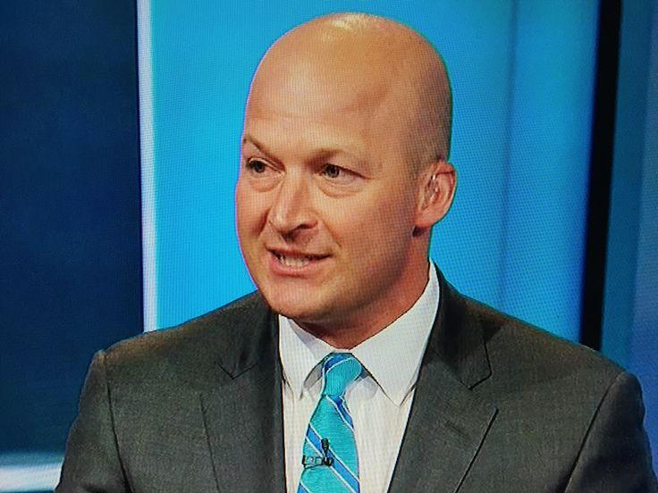 NFL Analyst Tim Hasselbeck on ESPN SportsCenter