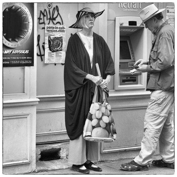 Paris girl by Kristinn Gudlaugsson on 500px