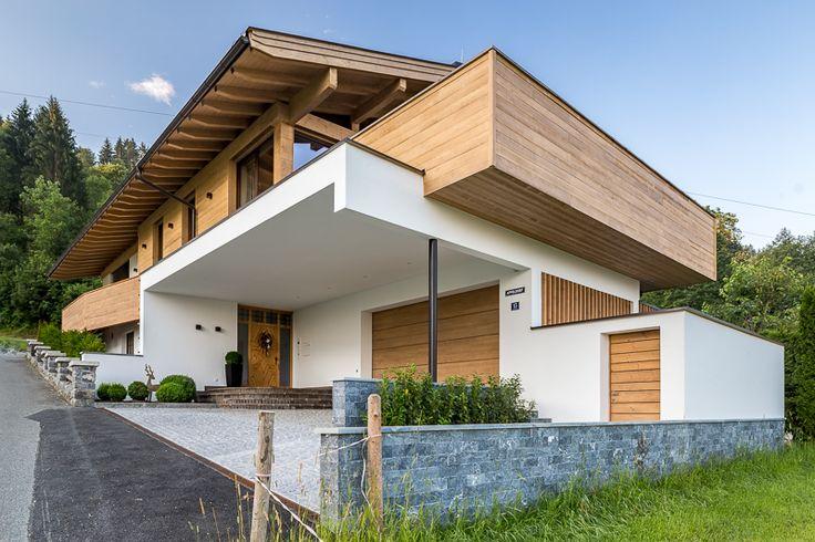 HK Architektur. St. Johann in Tirol: Haus°F