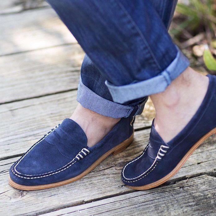 Dress shoes men, Simple shoes, Loafers men