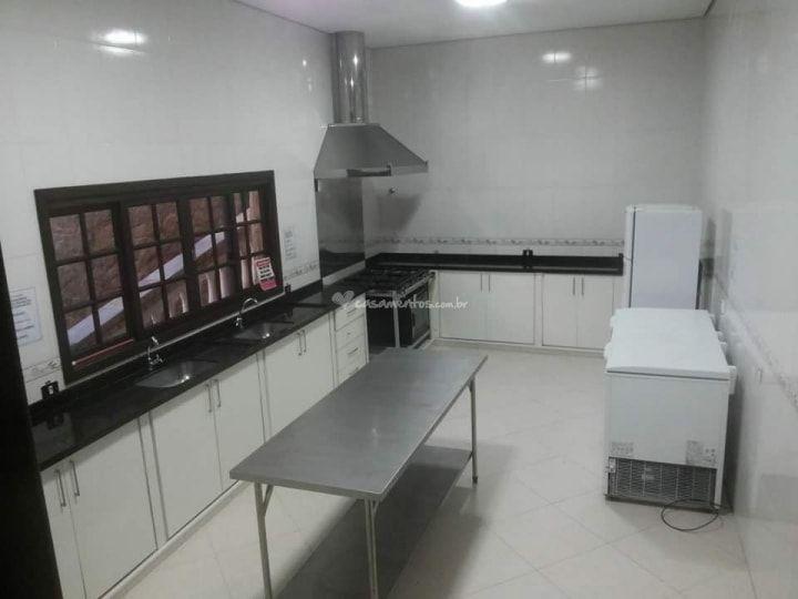 Cozinha de Recanto do Beija Flor Eventos   Foto 3