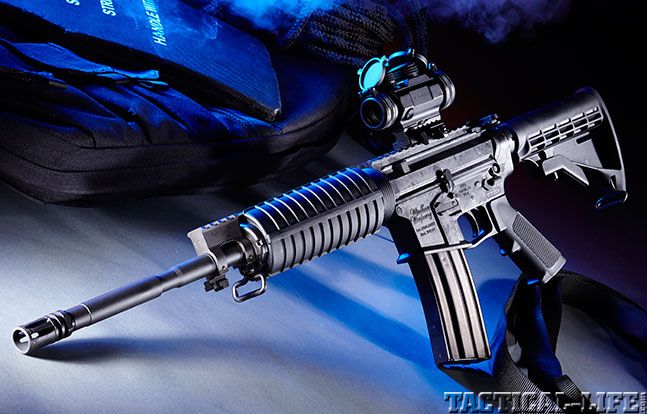 Gun Review: Windham Weaponry Carbon Fiber SRC