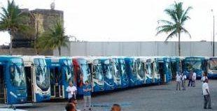 Pregopontocom Tudo: Rodoviários de Salvador aprovam estado de greve