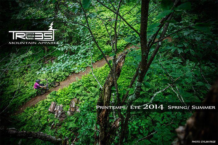 TREES mountain apparel , Photoshoot S/S 14