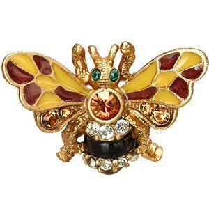 1000 Images About Bee Jewelry On Pinterest Vintage Bee