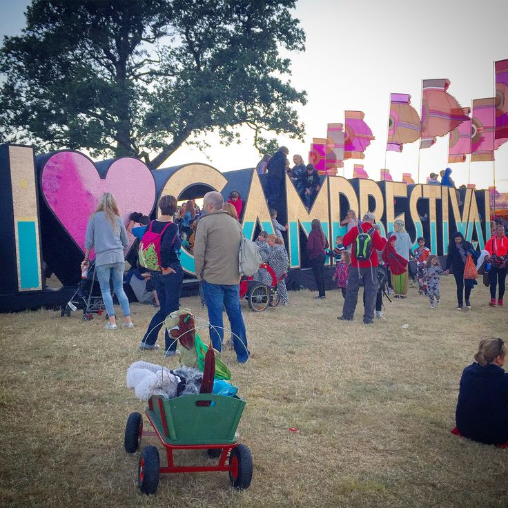 Why you should go to Camp Bestival?! The family friendly festival located in Dorset has so much to offer!