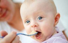 Ricette per lo svezzamento del bambino mese per mese - Ecco tutte le ricette per il bambino con le indicazioni mese per mese su cosa inserire nella sua dieta durante il periodo dello svezzamento fin dalle prime pappe.