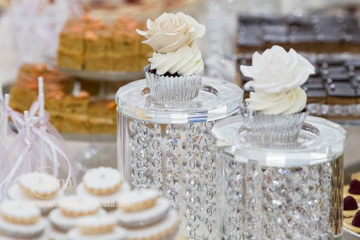 Real wedding desserttable by Marangona   www.marangona.hu