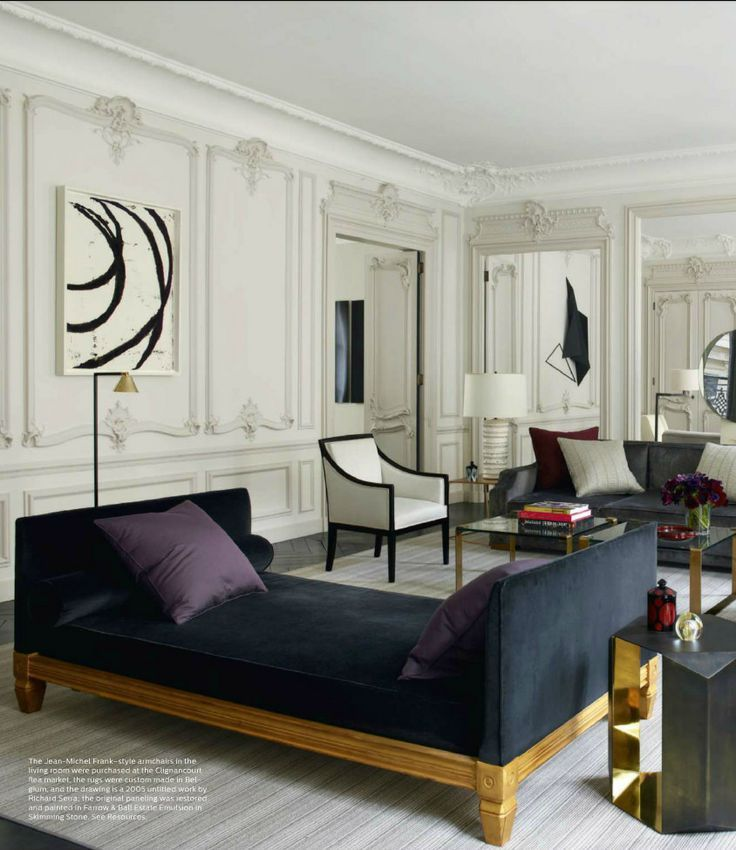 A Young French American Design Firm Brings Fresh Vision Of Luxury To Grand Apartment In Paris Infusing It With Light And Air Just Enough Gilded
