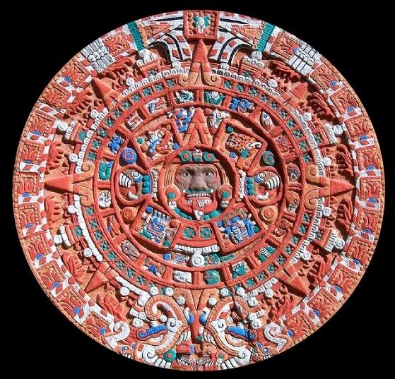Aztec Calendar Art Lesson : Images about aztec sun on pinterest