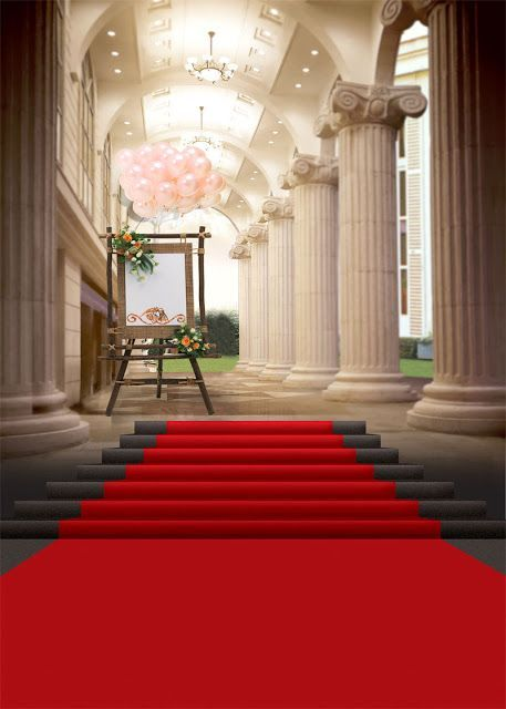 House Interior Background For Wedding Image Editing:
