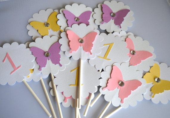 Butterfly Garden Birthday