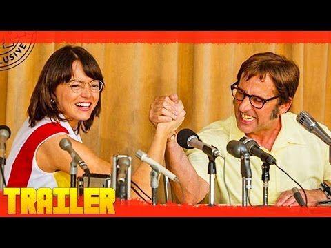 Battle Of The Sexes (2017) Primer Tráiler Oficial Subtitulado - YouTube